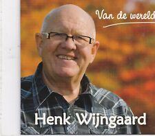 Henk Wijngaard-Van De Wereld cd single