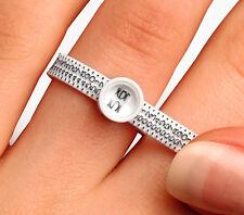 Multisizer Ringgröße Ringweite Ringmaß Ringschablone Ringgröße ermitteln