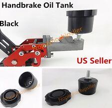 Black Hydraulic Drift Handbrake Oil Tank for Hand Brake Fluid Reservoir E-brake
