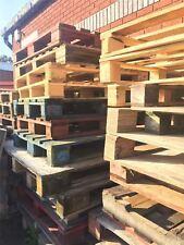 1 Wooden Pallet for Indoor/Outdoor Furniture, Log Burner/Log Store, Fencing