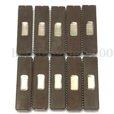 10Pcs Orinigal M27C322-100F1 DIP-42 Mbit EPROM Suited For Microprocessor Systems