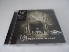 "Korn -Take A Look In The Mirror CD Features ""Right Now"" ""Did My Time"""