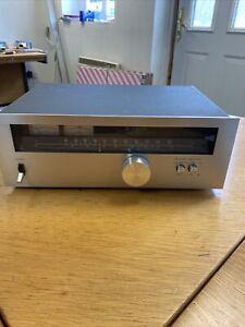 Vintage Trio Kenwood KT-5500 AM/FM Stereo Tuner