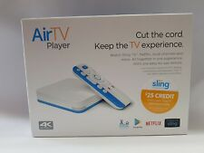 DISH Sling AirTV Player 4K ULTRA HD Media Player For HK TVB and Chinese Live