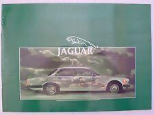 Prospekt -  Jaguar XJ Sovereign 3.4 / 4.2 / 5.3 HE VANDEN PLAS S 3, 4.1984, 28S.