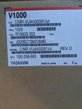New Yaskawa V1000 Cimr Vu4a0005faa Motor Drive