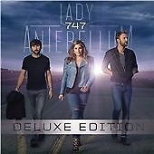 17 track Lady Antebellum - 747 International Deluxe Tour Edition CD