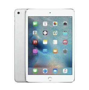 Apple iPad mini 4 - A1538 - 128GB - Wi-Fi - 7.9in - Silver