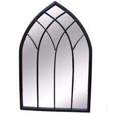 Window Metal Wall-mounted Decorative Mirrors