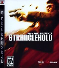 John Woo Stranglehold (2007) Brand New Factory Sealed USA PlayStation 3 PS3 Game