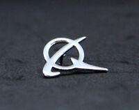 Pin BOEING Logo Pin for Pilots Crew Maintenance metal SILVER pin tie tack