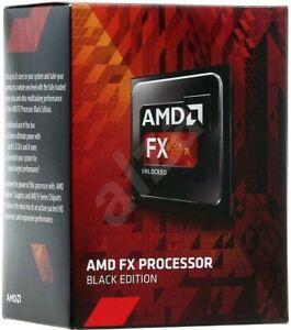 "AMD FX 4300 Black Edition""Vishera"" CPU (4 Core, AM3+, Clock 3.8 - 4.0 GHz"