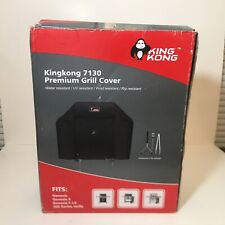 King Kong Gas Grill Cover with Accessories 7107 - Fits Genesis 300 Series