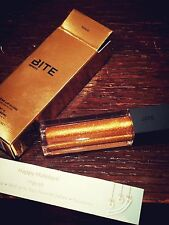 BITE Beauty Creme Lip Gloss GOLD shimmer 4g/0.14oz Lim Ed Holiday BNIB On Hand