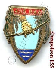 ARTILLERIE. 405 eme Forces Terrestres Antiaeriennes, FTA. Fab. Courtois
