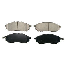 Disc Brake Pad Set Front Federated D888AC
