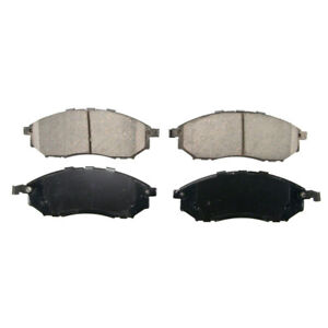 Disc Brake Pad Set-SST Front Federated D888AC