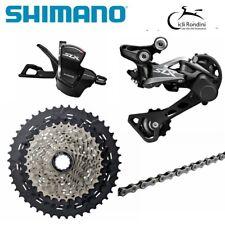 4 pezzi SHIMANO GRUPPO slx M7000 7000 1X11 UPGRADE 11-42 KIT MTB 11 velocita'