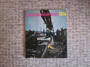 "Transpress-Verlag ""Eisenbahn-Jahrbuch 1976"""
