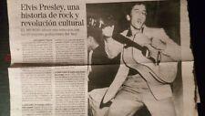 Elvis presley Cutting Press