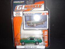 Greenlight Shelby GT350H 1966 vert avec rayure or 1/64 13140