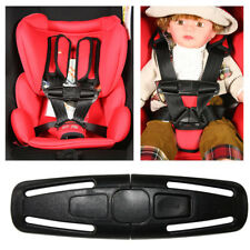 Baby Kid Child Safety Lock Car Clip Buckle Latch Seat Straps Belt Harness Knots