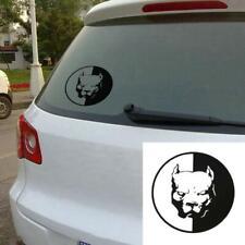 Waterproof Pitbull Dog Bulldog Car Sticker Decoration Decal Car Styling