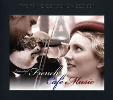 Essential French Cafe Music VARIOUS ARTISTS Best Of 40 Songs PRIMO New 2 CD