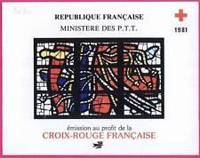 FRANCE CARNET CROIX ROUGE 1981  NEUF xx TTB
