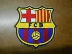 PARCHE INSIGNIA DE LA CRESTA FC BARCELONA 6 7 8 10 15 19 cm posible opciones