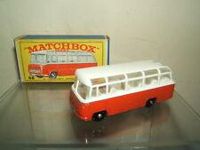 """MATCHBOX  LESNEY MODEL No. 68b      """" MERCEDES COACH  """"       MIB"""