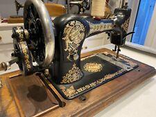 More details for vintage jones sewing machine