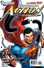 Action Comics Vol. 2 (2011-2016) #2 (Ethan Van Sciver Variant)