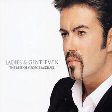 Ladies & Gentleman: Best Of by George Michael (CD, Nov-1998, 2 Discs, Epic)