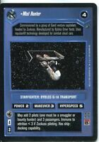 Star Wars CCG Dagobah Limited BB Much Anger In Him