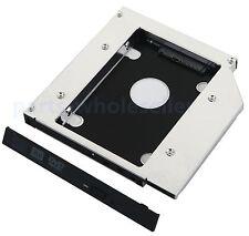 2nd Disco Duro HDD SSD Caddy Adaptador para Lenovo IdeaPad Z570 Z575 Z580 G575