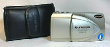 New ListingOlympus Stylus Epic Zoom 115 35mm Point & Shoot Film Camera With Case Waterproof