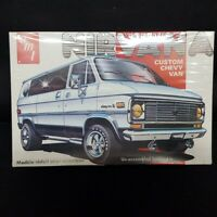 1975 AMT Nirvana Custom Chevy Van Model Kit T394 New Factory Sealed
