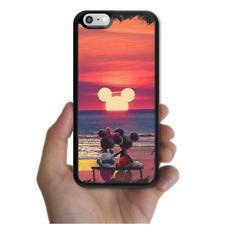 iPhone X 8 8 Plus 7 7 Plus 6 6s SE 5s 5c Disney Minnie Mickey Mouse Bumper Case