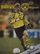 Programm 1994/95 Borussia Dortmund - Karlsruher SC