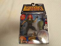 Legendary Comic Book Heroes Monkeyman Series Ann O`Brien Chase Variant Figure