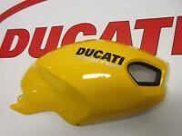 Ducati right hand tank fairing panel Yellow Monster 696 796 1100
