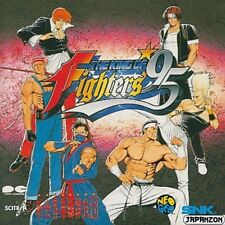 Official Japanese Audio CD SNK NEO GEO King Of Fighters 95 KOF AES MVS POCKET