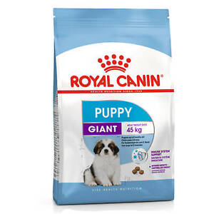 Royal Canin Giant Puppy 15kg Dog Food Breed Specific Premium Dry Food Big Dogs