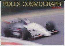 ROLEX COSMOGRAPH DAYTONA - EL PRIMERO - HEFT / BEDIENUNGS ANLEITUNG - VON 1997