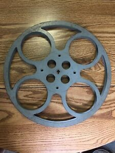 16mm  13 3/4 In Movie Reel