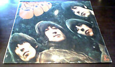 THE BEATLES RUBBER SOUL 5th Press Parlophone Co Stereo UK LP 1965 PCS 3075