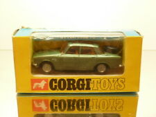 CORGI TOYS 275 ROVER 2000 TC - GREEN METALLIC 1:43 - EXCELLENT IN BOX
