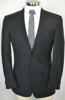 Michael Kors Men's Black Wool MOD. FIT Blazer Sport Coat Jacket SIZE 41R