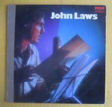John Laws , original 1974 RCA pressing Lp-  self titled